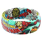 Marvel - Spider-Man Retro Comic Silicone Ring by