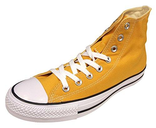 6fa9ab3f5c6f Converse Unisex Chuck Taylor All Star Hi Solar Solar Orange Basketball Shoe  6 Men US   8 Women US - Buy Online in UAE.