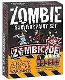 Army Painter Zombicide Survivor Paint Set