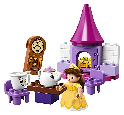Princess Belles Tea Party Building