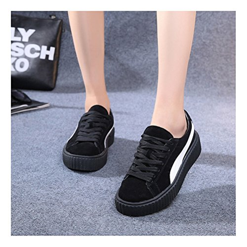 Summer Black Women's sneakers Fashion UpSun q8wEIPU