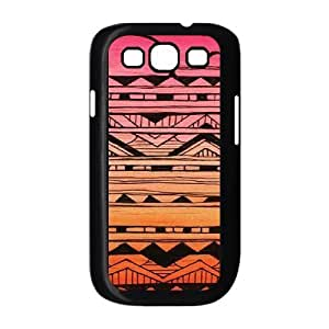 Aztec Tribal Pattern Custom Cover Case for Samsung Galaxy S3 I9300,diy phone case ygtg536490 by icecream design
