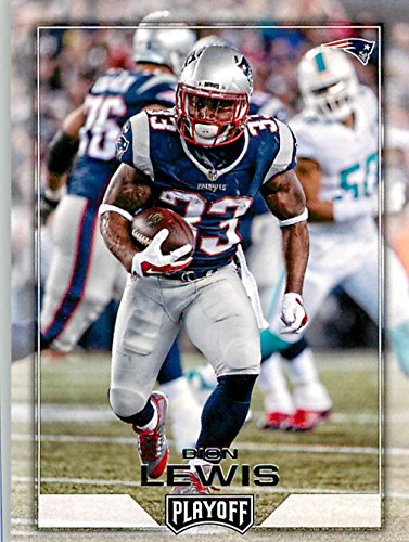 2016 Panini Playoff  114 Dion Lewis Patriots Football Nfl