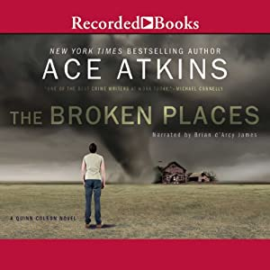 The Broken Places Audiobook
