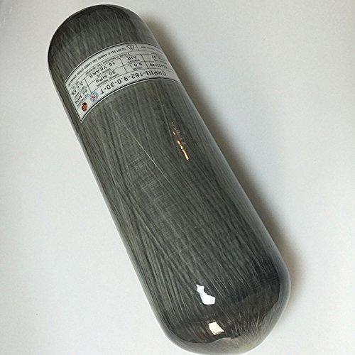 scuba tank carbon fiber - 1