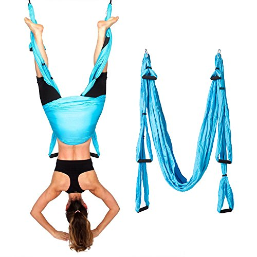 aerial yoga swing ultra strong yoga antigravity hammock trapeze sling for antigravity yoga inversion exercises with aerial yoga swing ultra strong yoga antigravity hammock trapeze      rh   lifestyleupdated