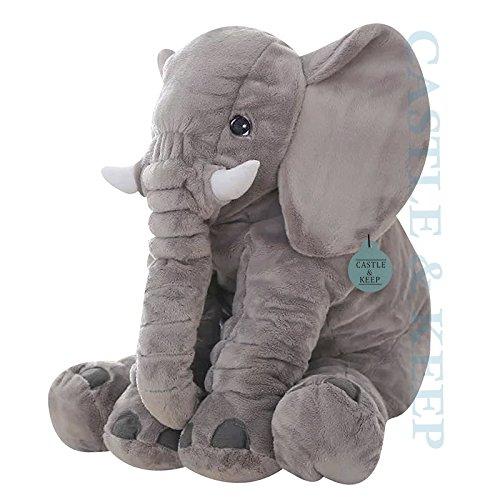 Melissa Amp Doug Giant Elephant Lifelike Stuffed Animal