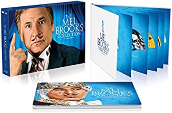 The Mel Brooks Deluxe Collection on Blu-ray