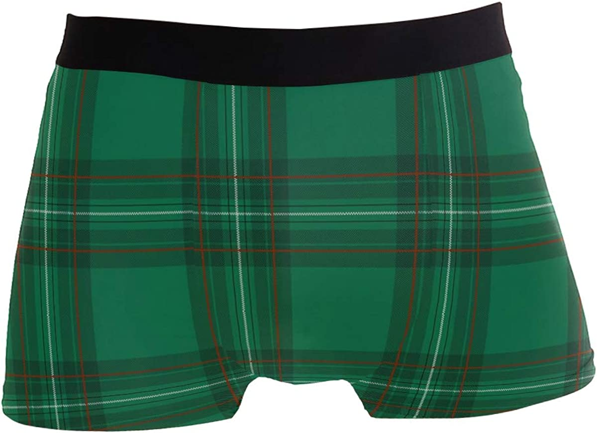 Toddy Astridd Green Like A Christmas Tree Mens Sports Performance Shorts Underwear 2 Pack