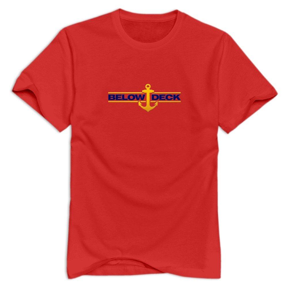 Great Below Deck Logo Joke Roundneck S For Adult Shirts