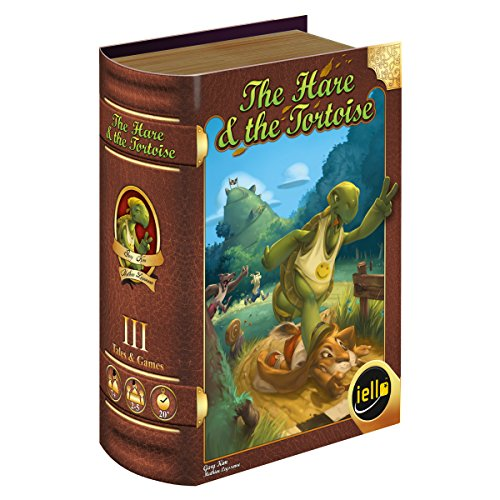 Tales and Games: The Hare and the Tortoise Board - Sale Tortoise