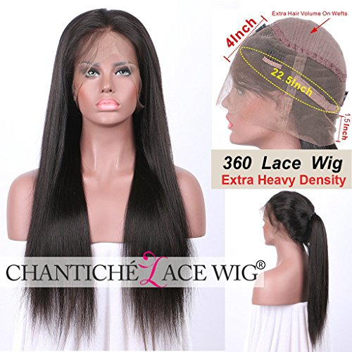 Chantiche Wig Hairline Brazilian Lace