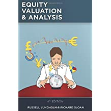 Equity Valuation and Analysis: 4th Edition