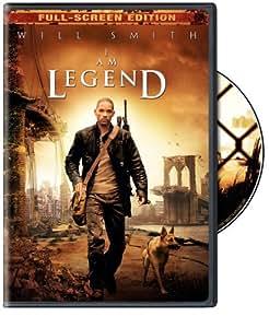 I Am Legend (Full-Screen Edition) [DVD]