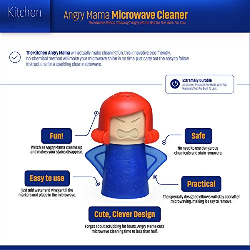 Review Angry Mama Microwave Oven