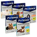 PetArmor for Dogs 3pk Small 1-22lbs