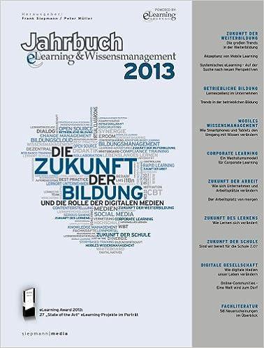 Jahrbuch eLearning und Wissensmanagement 2013