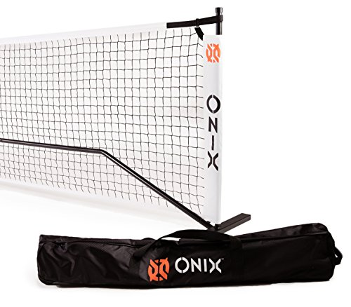 Onix Pickleball Portable Net with Carrying Case