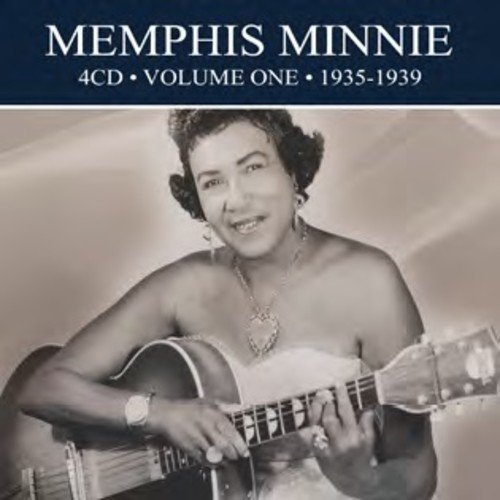 CD : Memphis Minnie - Volume 1: The 1930's (Holland - Import, 4PC)