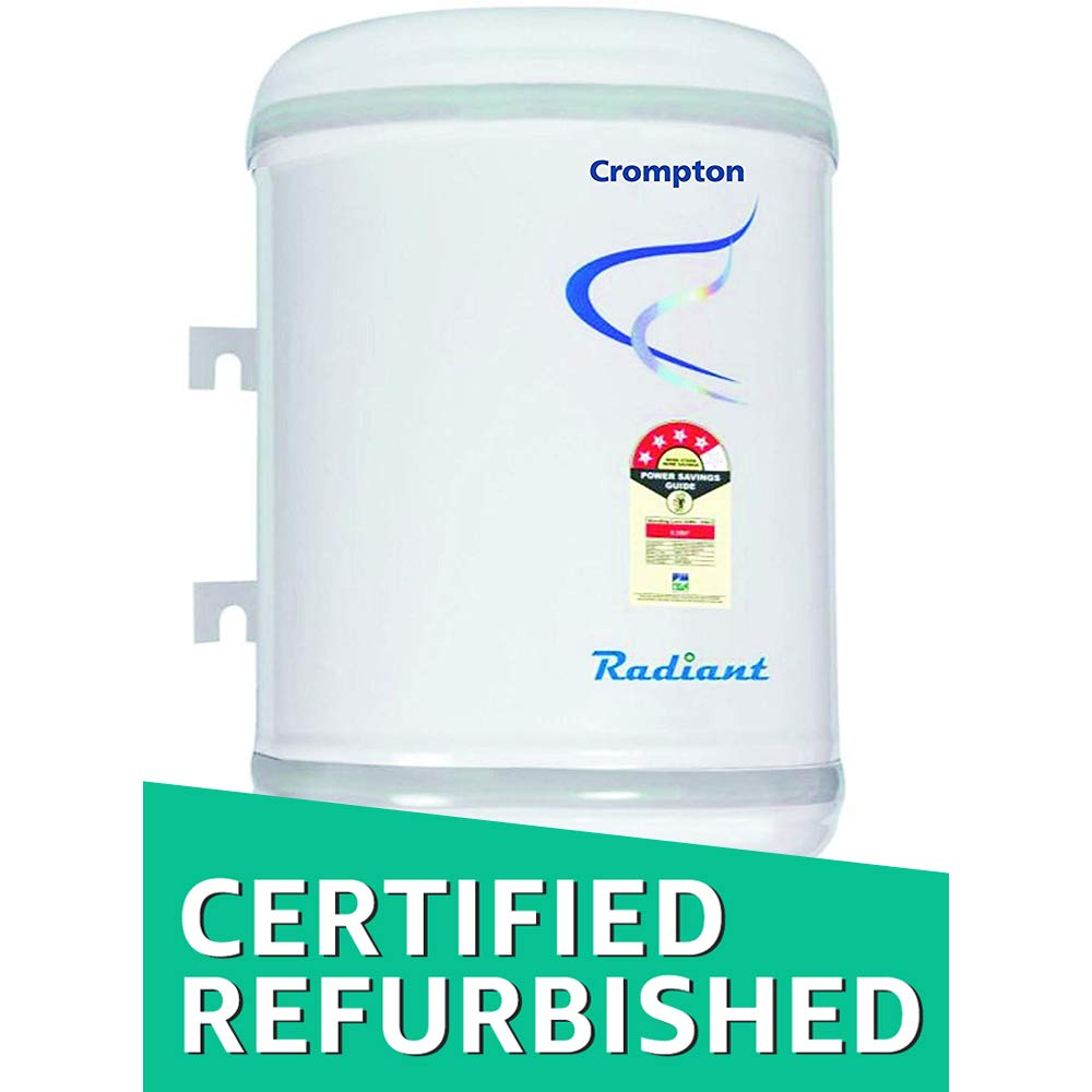 (Certified REFURBISHED) Crompton Radiant SWH10LT 10-Litre