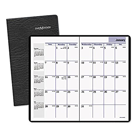 amazon com at a glance sk5300 pocket sized monthly planner 3 5 8 x