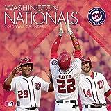 Washington Nationals: 2020 12x12 Team Wall Calendar
