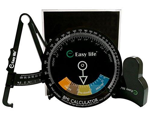 Body Fat Caliper   Body Tape Measure   Bmi Wheel Calculator  Skinfold Test Set
