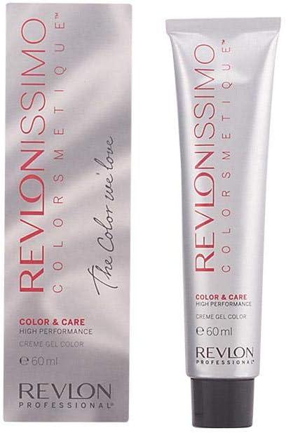 Revlon Revlonissimo Colorsmetique, Tinte para el Cabello 083 Rubio Claro Dorado - 60 ml