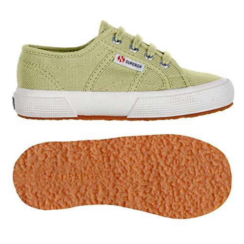 Le Superga - 2750-cloud Cotj - Bambini Apple Green