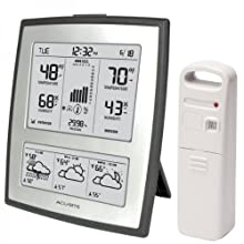ACU-RITE Weather Station With Morning Noon & Night Forecasting