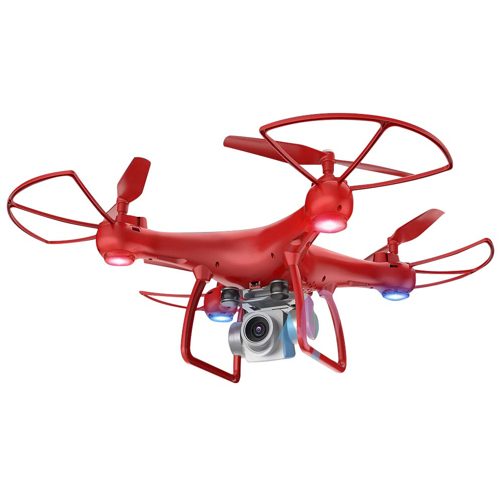 Springdoit Four-axis Aircraft Fixed Height 480P Camera Long Battery Life 4-Way 6-axis RC Wide-Angle Lens Drone Outdoor FPV ROT