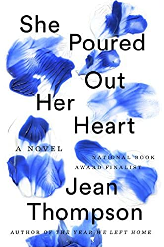 Book She Poured Out Her Heart