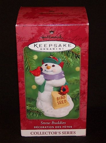 Hallmark Keepsake Ornament Snow Buddies #3