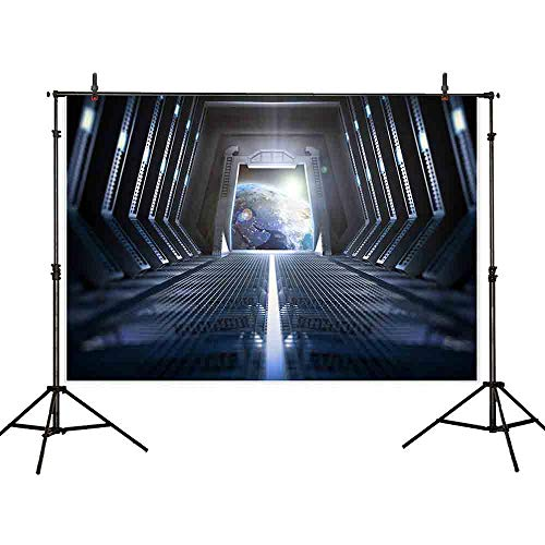 (Allenjoy 7x5ft Star Wars Background Backdrop Baby Child Photography Game Live Video Studio Photo)