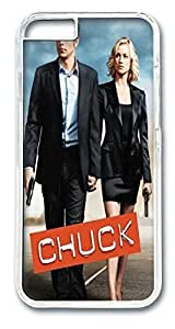 Chuck Custom iphone 6 4.7inch Case Cover Polycarbonate Transparent by Maris's Diaryby Maris's Diary