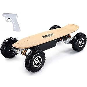 MotoTec MT-SKT-1600 1600w Dirt Electric Skateboard