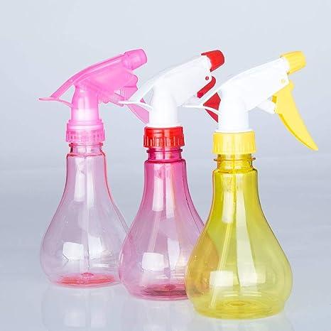Shoppy Star - Botella Ovalada de plástico para riego de ...