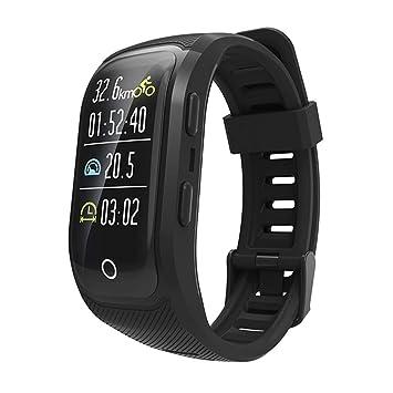 LNLZYF Pulsera Inteligente GPS Smart Watch Sport Activity ...