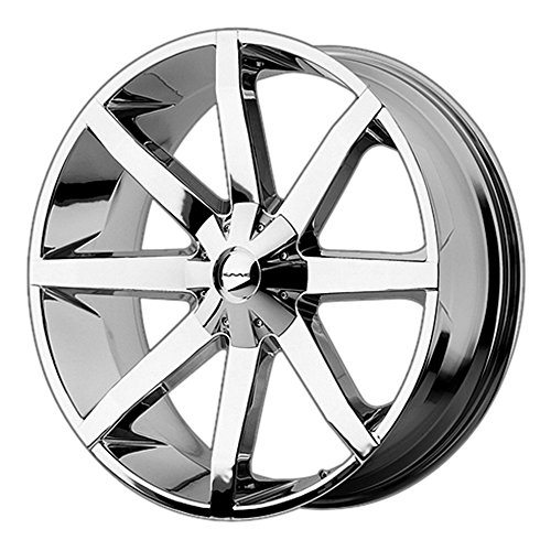 KMC SLIDE CHROME SLIDE 26x10 6x135.00/6x139.70 CHROME  Wheel