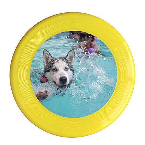 Skkoka Frisbee Dog Frisbee Family Fun Group Game Variety Of Colors Durable Frisbee -