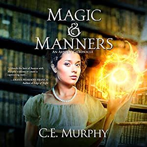 Magic & Manners Audiobook