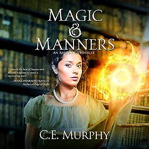 Magic & Manners Audiobook
