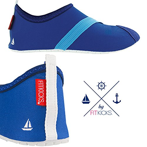 FITKICKS MARITIME Collective - Active Lifetsyle Footwear - BLUE - (Active Sneakers)