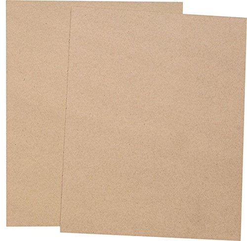 - Kraft Speckle Fiber 8-1/2-x-11 Lightweight Printer Friendly Paper 500-pk - 104 GSM (28/70lb Text) PaperPapers Letter Size Everyday Paper - Professionals, Designers, Crafters and DIY Projects