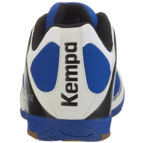 Kempa - Zapatillas de balonmano para niños Azul
