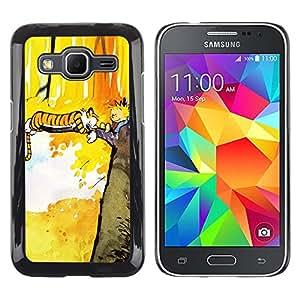 Stuss Case / Funda Carcasa protectora - Tiger T1Gger Adventure - Samsung Galaxy Core Prime