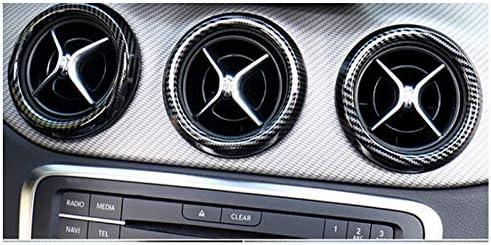 Shumo Für Mercedes Eine B Cla Gla Klasse W176 W246 W117 X156 Armaturenbrett Luft Entlüftung Dekoration Zierblende Aufkleber Auto Styling Auto