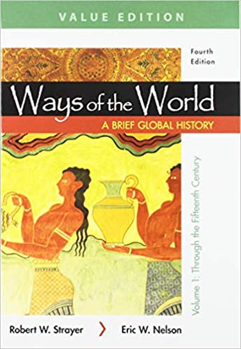 Amazoncom Ways Of The World A Brief Global History 4e Value