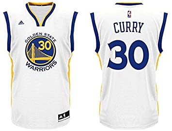 timeless design b9985 13de9 Amazon.com : Stephen Curry Golden State Warriors #30 NBA ...