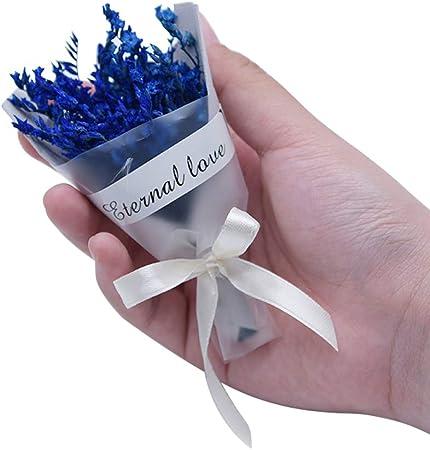 Herbe s/éch/ée naturelle Simulation Fleurs Fleurs D/écoratives Bouquet pour Mariage DIY Home Party D/écoration